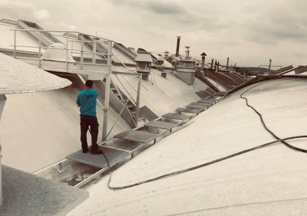 Nettoyage industriel à Chasse sur Rhône
